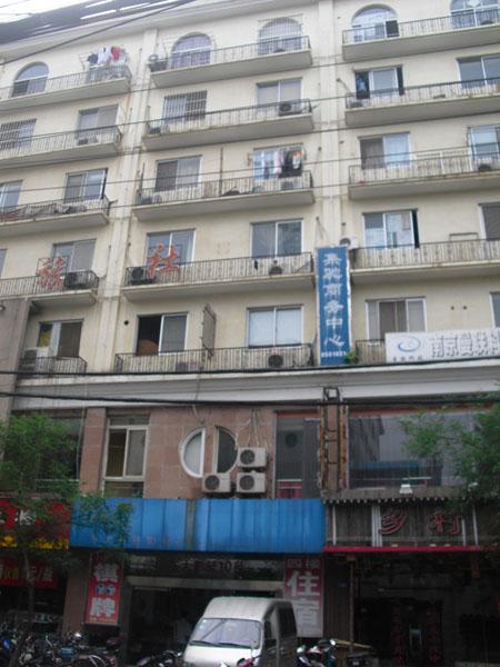 东大影壁十号电梯广告