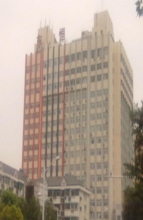 东恒商务大楼电梯广告