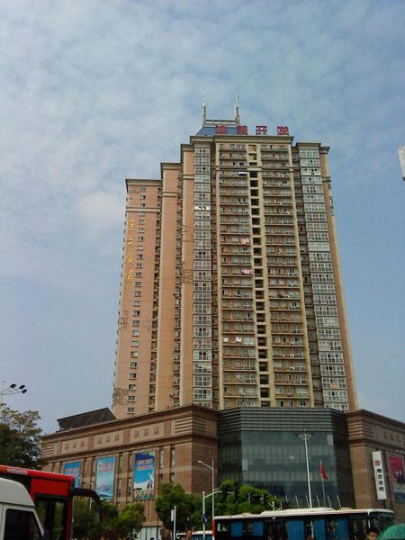 南京达美广场电梯广告