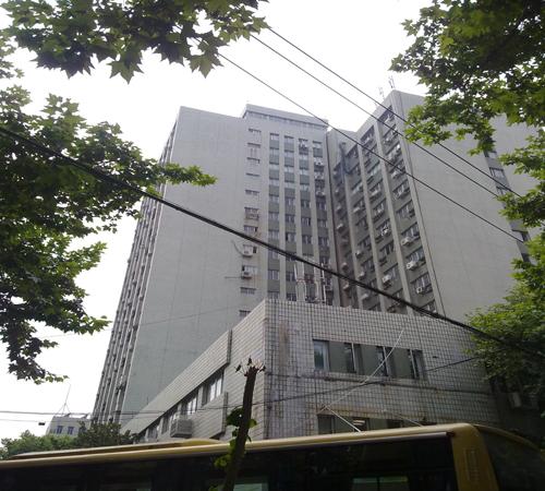 南京电信大厦电梯广告