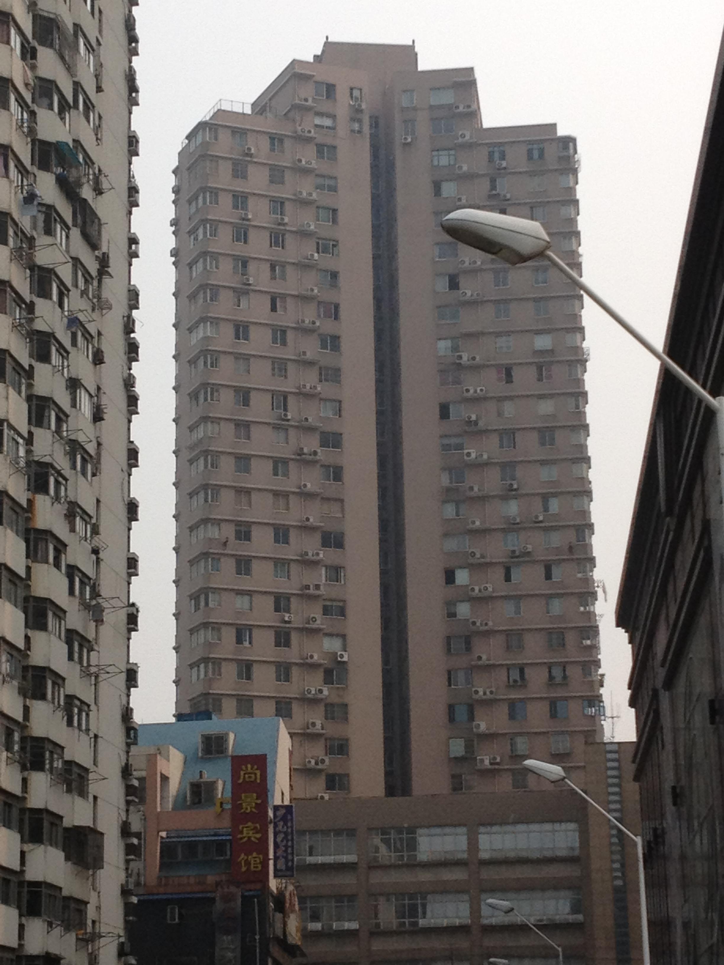 南京都市名园电梯广告
