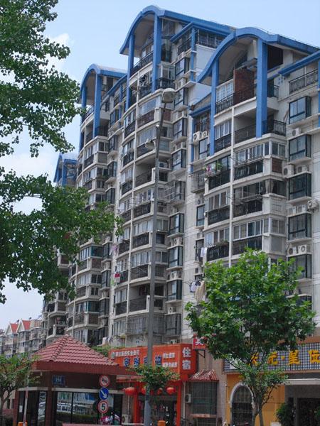 南京风光里小区电梯广告