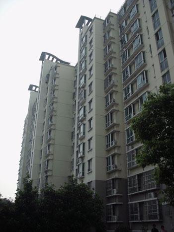 南京枫桥雅筑电梯广告