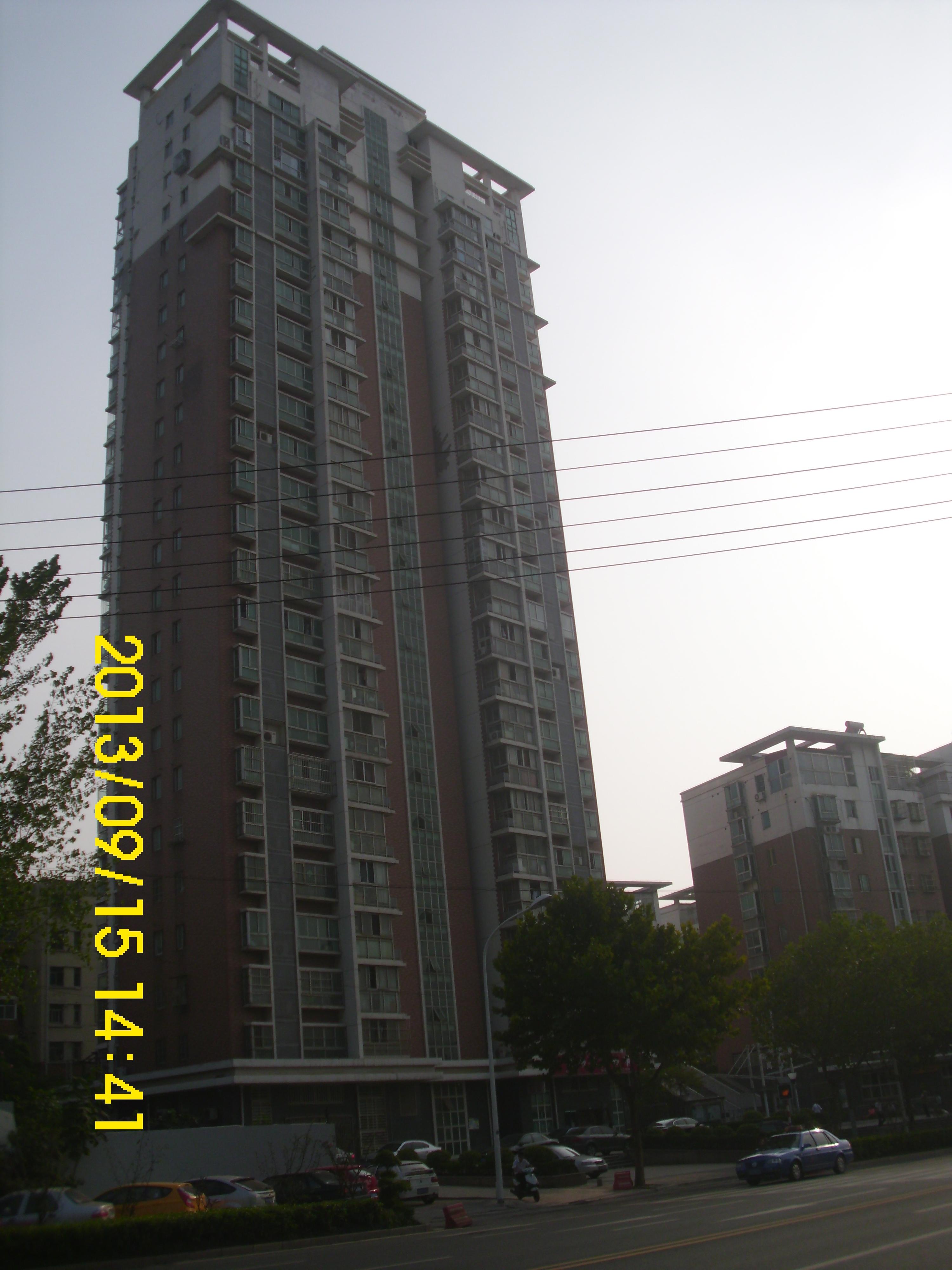南京枫情国度尚园电梯广告