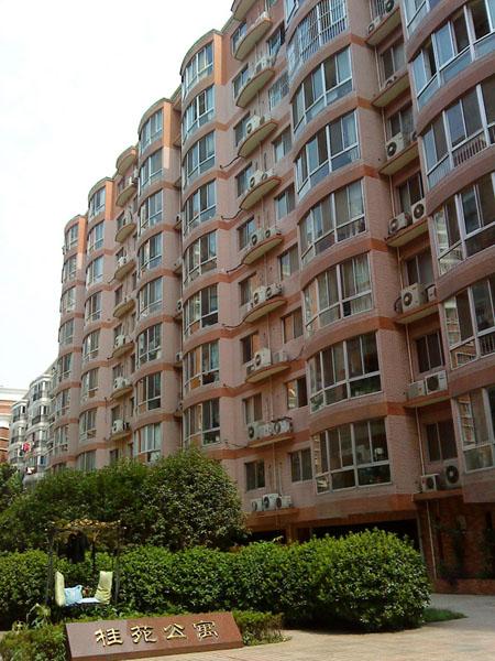 南京桂苑公寓电梯广告