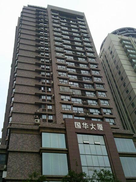 南京国华大厦电梯广告
