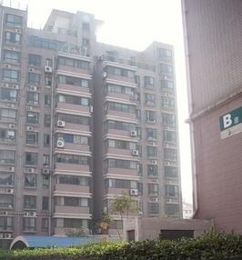 南京国信利德家园电梯广告