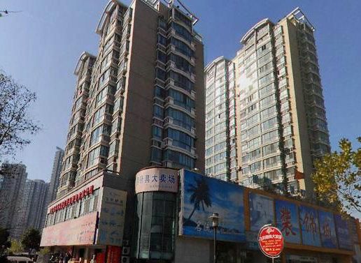 南京汉中翠庭电梯广告